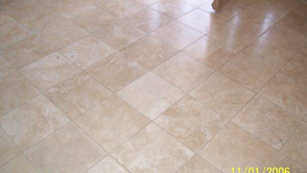 Travertine Unpolished Floor