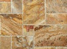Travertine Versailles Tile Pattern Sets