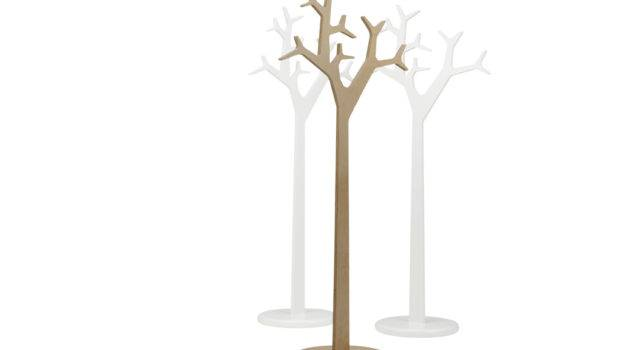 Tree Coat Stand Designed Young Olina Twentytwentyone