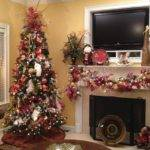 Trees Decorating Christmas Tree Deco Mesh Pinterest
