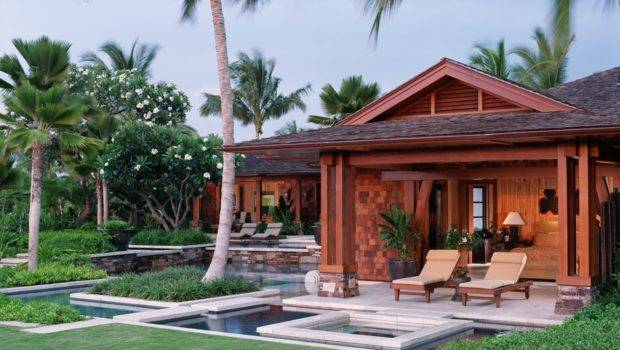 Tropical Craftsman Home Vita Landscape Architects Eco Resort