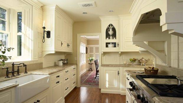 Tudor Style Ineteriors Kitchen Ways Bring Architectural