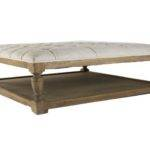Tufted Fabric Ottoman Coffee Table Unique Tables