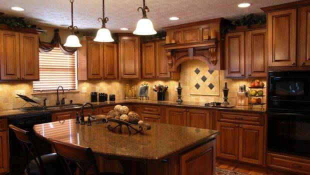 Tuscan Decorating Ideas Kitchen