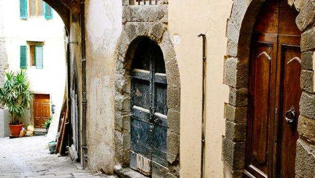 Tuscan Door Photograph Italy Photography Italian Home Decor Wall