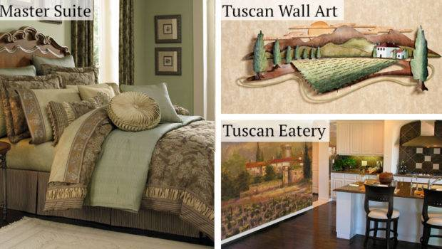 Tuscan Italian Style Home Decorating Tips