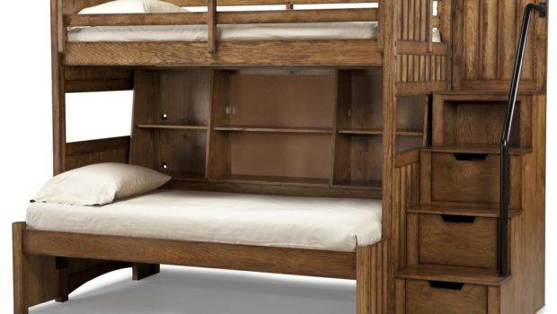 Twin Over Bunk Bed Desk Theamphletts