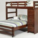 Twin Over Bunk Bed Storage