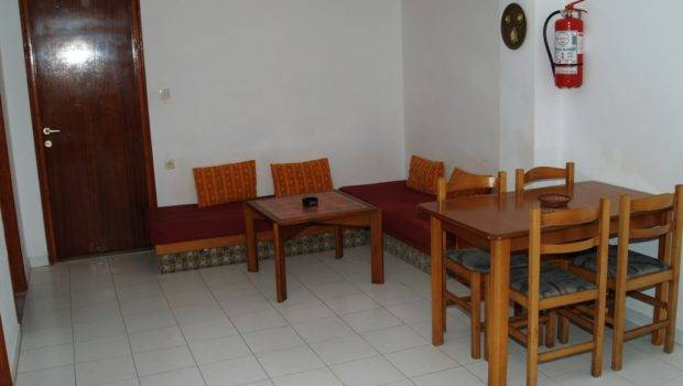 Two Bedroom Apartment Interior Fully