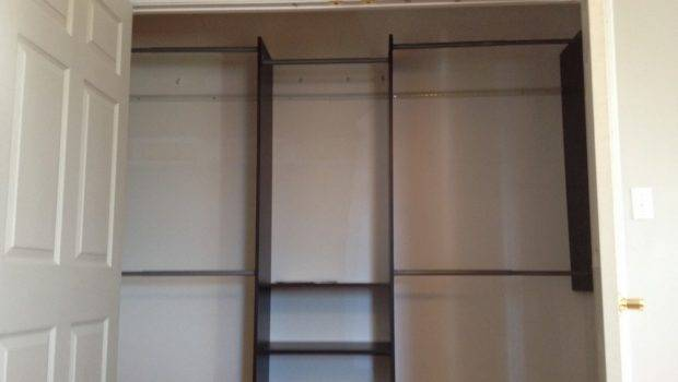 Two Yourself Best Small Closet System Maximize Organization