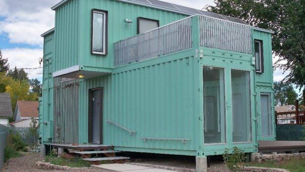 Ugly House Photos Blog Archive Shipping Container