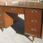 Uhuru Furniture Collectibles Sold Danish Style Desk