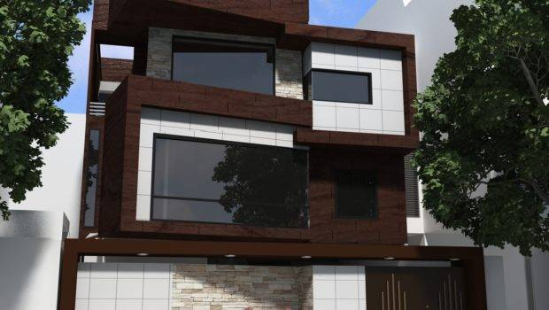 Ultra Modern Homes Designs Exterior Front Views Interior Decorating