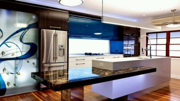 Ultra Modern Kitchen Designs Ideas New Home