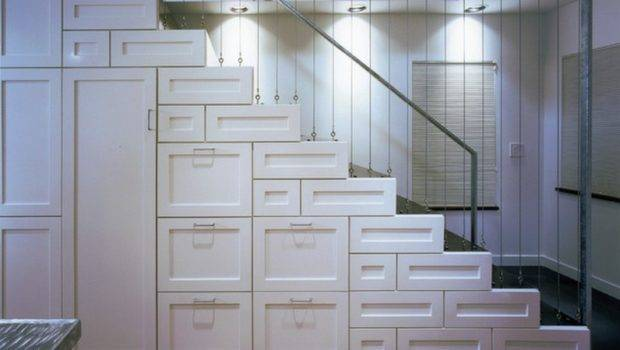 Under Stair Storage Ideas Inspiration Obn