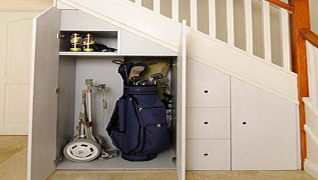 Under Stair Storage Solutions Fantastic