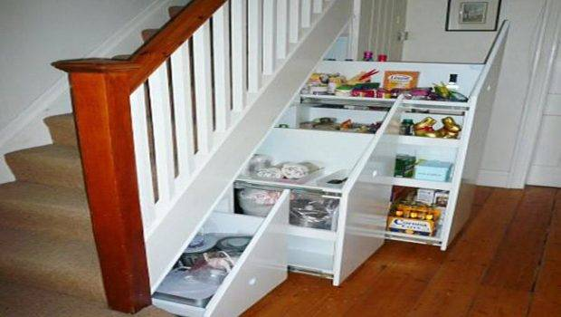 Under Stair Storage Solutions Interesting