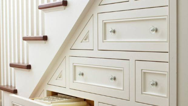 Under Stairs Storage Ideas Small Spaces
