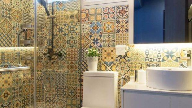 Unique Bathroom Tile Designs Ideas Easy Way