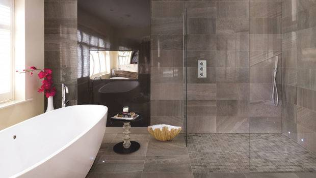Unique Bathroom Tiles Bath Decors