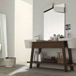 Unique Bathroom Vanities Decoration Industry Standard Design
