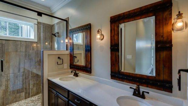 Unique Bathroom Vanity Mirror Ideas Modern