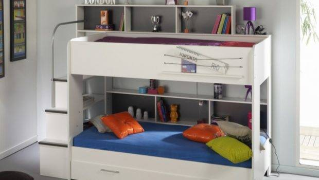 Unique Bunk Beds Idea Twin Colorful Sense Design