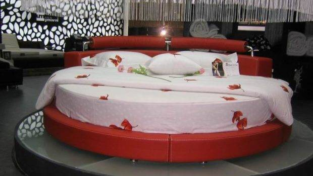 Unique Collection Stylish Round Beds