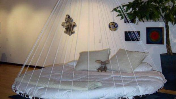 Unique Hanging Beds Design Small Bedroom Bed