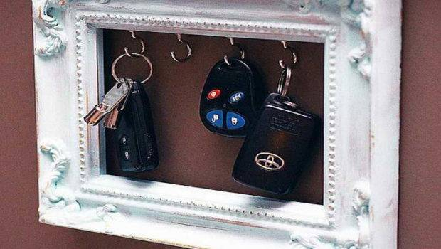 Unique Key Holder Wall Best Leather