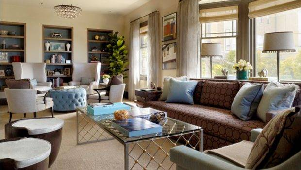 Unique Metal Coffee Table Traditional Narrow Living Room Ideas