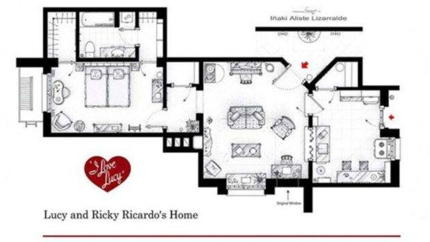 Unrealistic Carrie Bradshaw Apartment Floor Plans