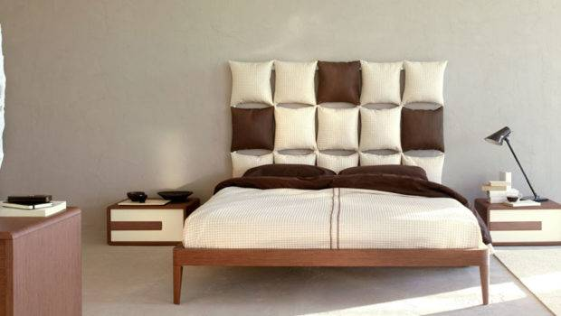 Unusual Creative Headboard Olivieri Digsdigs