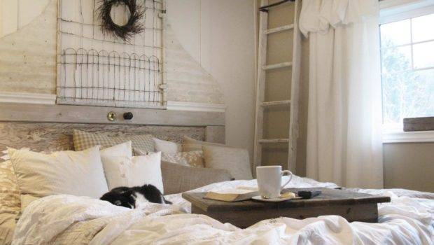 Upcycled Headboard Ideas Bedrooms Bedroom Decorating Hgtv