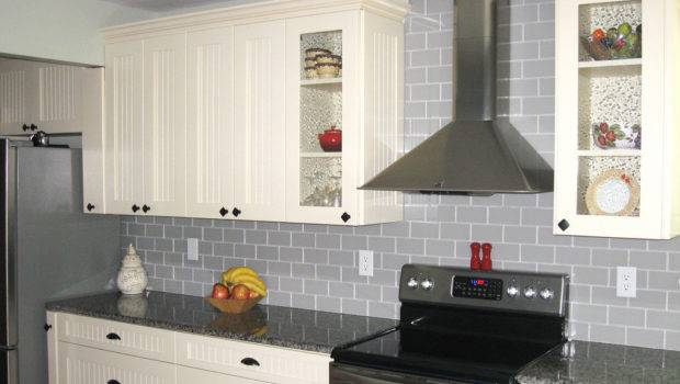 Upgrade Your Monotonous Subway Tile Into Colored
