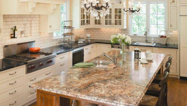 Upscale Laminate Countertops Today Can Mimic