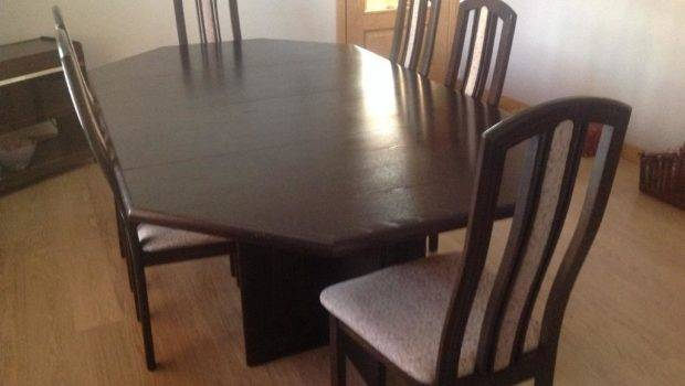 Used Dining Tables Chairs Sale Cowdenbeath Fife