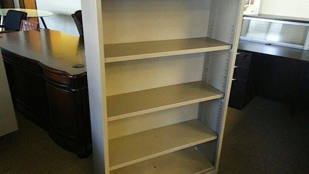 Used Steel Bookcases New Condition Excellent Number
