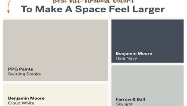 Using Dark Paint Colors Open Small Space Kristen
