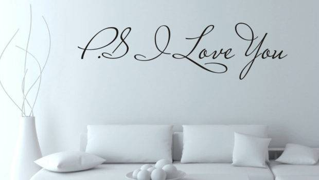 Valentine Day Hot Selling Love Home Decor Wall Stickers