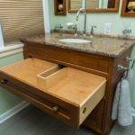 Vanities Small Bathrooms Bathroom Vanity Large Drawer
