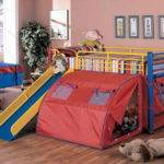 Various Style Cool Kids Bunk Beds