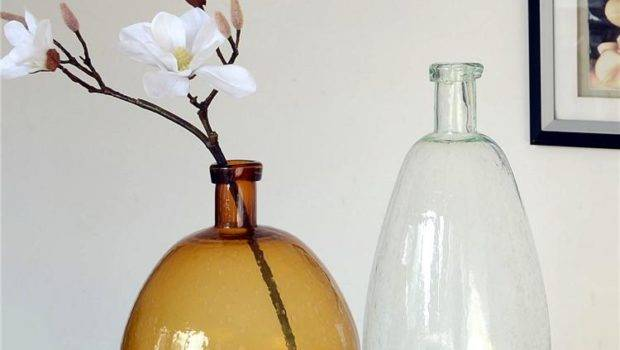 Vases Design Ideas Brilliant Large Glass Vase