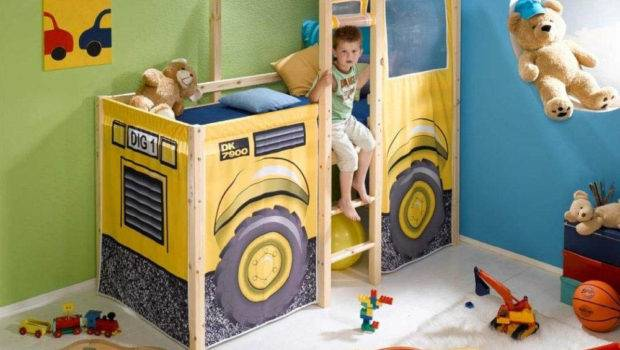 Very Cute Kids Bed Style