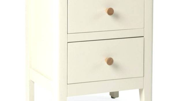 Very Small Bedside Table Side Tables Narrow White