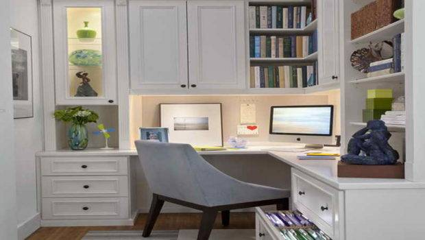Very Small Home Office Design Ideas