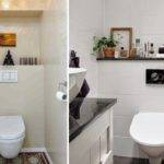 Very Small Toilets Designed Tiny Spaces Interior