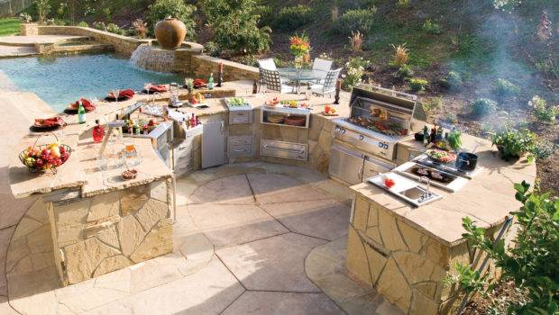 Via Las Vegas Outdoor Kitchens Bbq