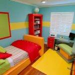 Vibrant Funky Girl Bedroom Kids Room Ideas Playroom