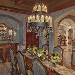 Victorian Gothic Dining Room Techniques Attain
